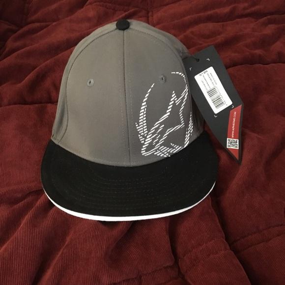 Alpinestars Other - Alpinestars A-flex fitted hat